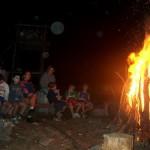 Campare cu cortul